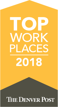 Top Places to Work Award